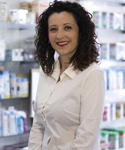 Raquel Nutricion 250x300 - Nutrición personalizada