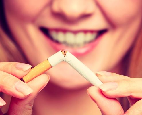 Dejar de fumar ya